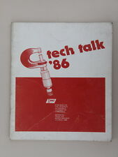 Tech Talk (VACC) 1989 information manual second hand - 150pgs - XD falcon on