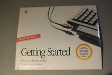 Apple Getting Started With Your Macintosh IIsi Manual FACTORY SEALED 030-3967-A