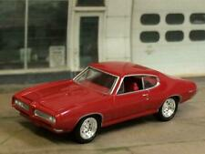 2nd Gen 1968- 1973 Pontiac V-8 Ram Air GTO Muscle Car 1/64 Scale Limited Edit S5
