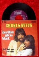 Single Shuki & Aviva Zum Glück gibt es Musik