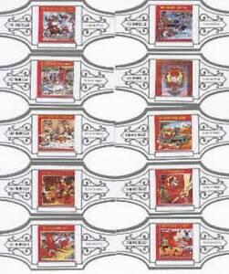 10 sigarenbandjes Suske en Wiske - Titels van Boeken (141) - Lees !!!