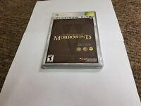 Elder Scrolls III: Morrowind (Microsoft Xbox, 2002) new sealed