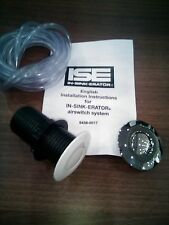 In-Sink-Erator , Waste Disposal Air Switch Button , Genuine Spare 6438-0017