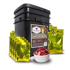 Wise Food 120 Serving Freeze Dried FRUIT Bucket Bug Out, Emergency