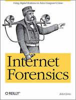 Internet Forensics by Jones, Robert (Paperback book, 2005)