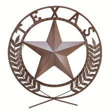 WESTERN SOUTHWEST HOME DECOR TEXAS STAR WALL PLAQUE