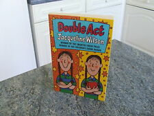 jacqueline wilson book double act paperback