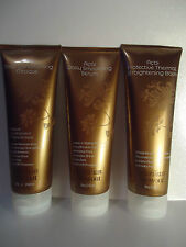 BRAZILIAN BLOWOUT ACAI DEEP CONDITIONING MASQUE, SERUM & STRAIGHTENING BALM SET