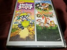 Rugrats the Movie Rugrats Go Wild DVD 2-Discs NEW SEALED!  Widescreen and full!