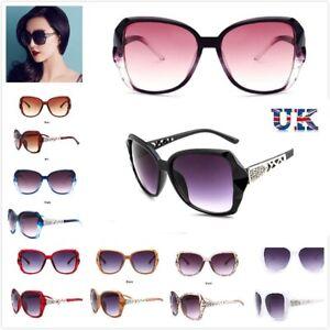 Women Fashion Oversized Polarized Sunglasses Ladies 100% UV Protection Eyewear