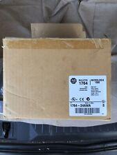 New Allen Bradley 1764 24awa Micrologix 1500 Base Unit Ser B Rev A