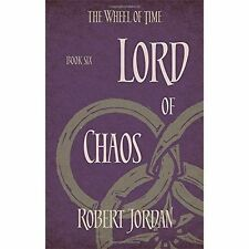Lord Of Chaos: Book 6 of the Wheel of Time by Robert Jordan (Paperback, 2014)