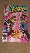 Uncanny X-Men #208 - Marvel 1986