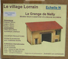 Colinter Productions - Echelle N -  La Grange de Nelly