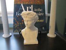Caesar Augustus Bust; 4-inch Statue of the Roman Emperor Rome