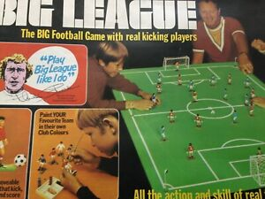 Vintage Chad Valley Big League Football Game Spare Replaement Parts Players Etc