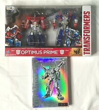 Transformers Evolution 2 pack AOE Classics Optimus Prime DX9 D04 Armor set lot