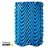 KLYMIT Double V Two-person Camping Sleeping Pad -  Certified Refurbished
