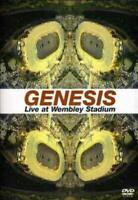 GENESIS - LIVE AT WEMBLEY : PAL All Region DVD ~ PHIL COLLINS 80's *NEW*