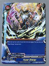 FUTURE CARD BUDDYFIGHT HYPER ENERGY (HERO WORLD) S-UB01/0029EN R NON-FOIL