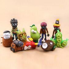 10ps/set New Plants vs. Zombies 2 dolls Anime action figure pvz PVC Kids Gift 7