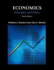 Economics : Principles and Policy 0324221134