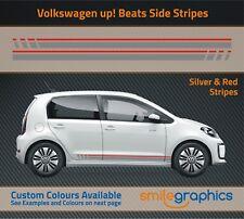 VW Up Beats Raya Kit Stickers DECALS-Otros Colores Disponibles