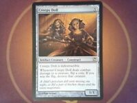 Creepy Doll - Innistrad - Magic the Gathering mtg - Artifact