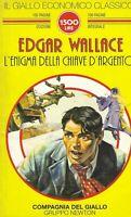 +L'enigma della chiave d'argento - Wallace - newton - il giallo economico