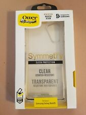 Original OtterBox Symmetry Series Case for Samsung Galaxy Note 10 Only Clear