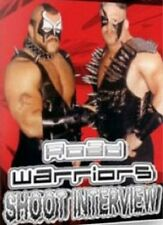 Road Warriors Shoot Interview Wrestling DVD,  WWF NWA