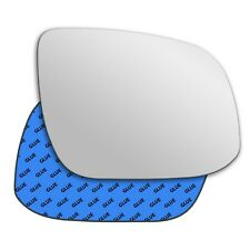Right wing adhesive mirror glass for Hyundai Accent 2010-2017 564RS