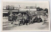 RPPC PostCard By Orville Ewing, Pritchett Colorado
