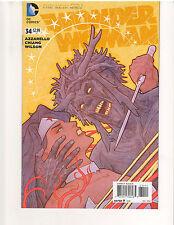 Wonder Woman #34 New 52, 1st Print, Nm or better, Dc Comics (Oct. 2014)