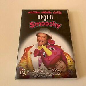 Death To Smoochy DVD Robin Williams
