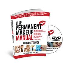 The Permanent Makeup Manual by Debbie McClellan Instructional Manual