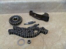 BSA B25-T B25 250 VICTOR TRAIL Used Engine Clutch Gear & Chain 1971 RB11