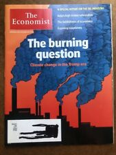 THE ECONOMIST Nov. 26TH - Dec. 2ND 2016 THE BURNING QUESTION