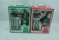 x2 Figurines robot Gunseed Destiny ZGMF-X56S BLAST IMPULSE GUNDAM (IMPORT Japon)