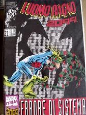 L' Uomo Ragno 2099 n°21 1995 ed. Marvel Italia   [SP8]