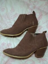 love couture western style ankle boots  7