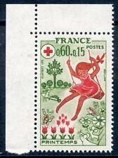 TIMBRE FRANCE NEUF N° 1860a **  CROIX ROUGE SAISONS LE PRINTEMPS ISSUS DE CARNET