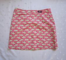 NWOT Vineyard Vines Whale Print Wrap Beach Cover up Swim Skirt ~ Size XS