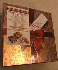 **MARIAH CAREY MERRY CHRISTMAS 🎁 II YOU RARE COLLECTORS BOX SEALED IN PACK**