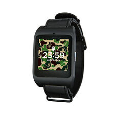 A BATHING APE SONY 【BAPE x SMARTWATCH】 SMARTWATCH3 FROM JAPAN Authentic