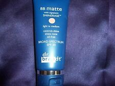 Dr brandt BB matte with  shinearse light to medium 1 oz NWOB