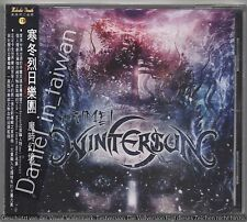 Wintersun: Time I (2012) CD OBI TAIWAN