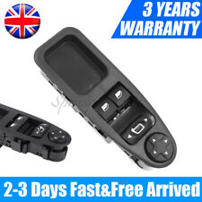 DRIVER SIDE ELECTRIC WINDOW SWITCH FOR FIAT SCUDO CITROEN DISPATCH PEUGEOT UK