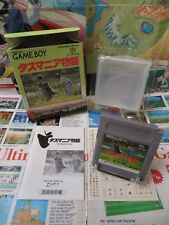 Game Boy GB:Tasmania Story - Monogatari [TOP & 1ERE EDITION] Jap