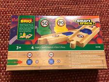 Brio 33768 Smart track Vitesse rails-NEUF dans sa boîte RARE-Speed Track VHTF